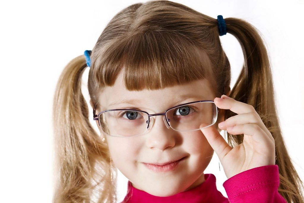 Augenuntersuchung bei Kindern durch Augenärztin Dr. med. Koulen