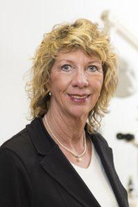 Augenärztin Dr.med. Gisela Koulen (Fotograf: Markus Palzer)