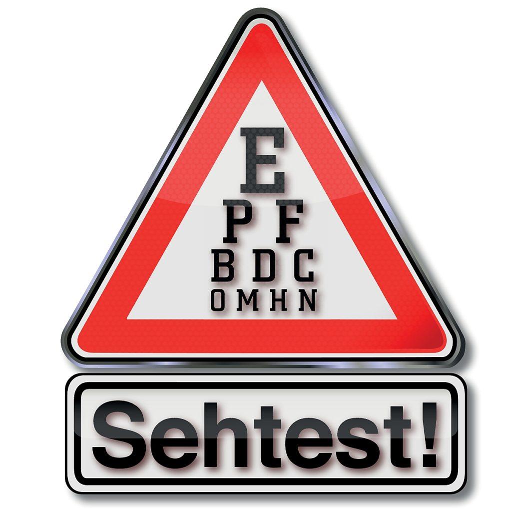 Sehtest - Augenärztin Dr. med. Koulen