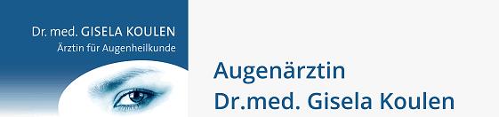 Augenärztin Dr. med. Gisela Koulen